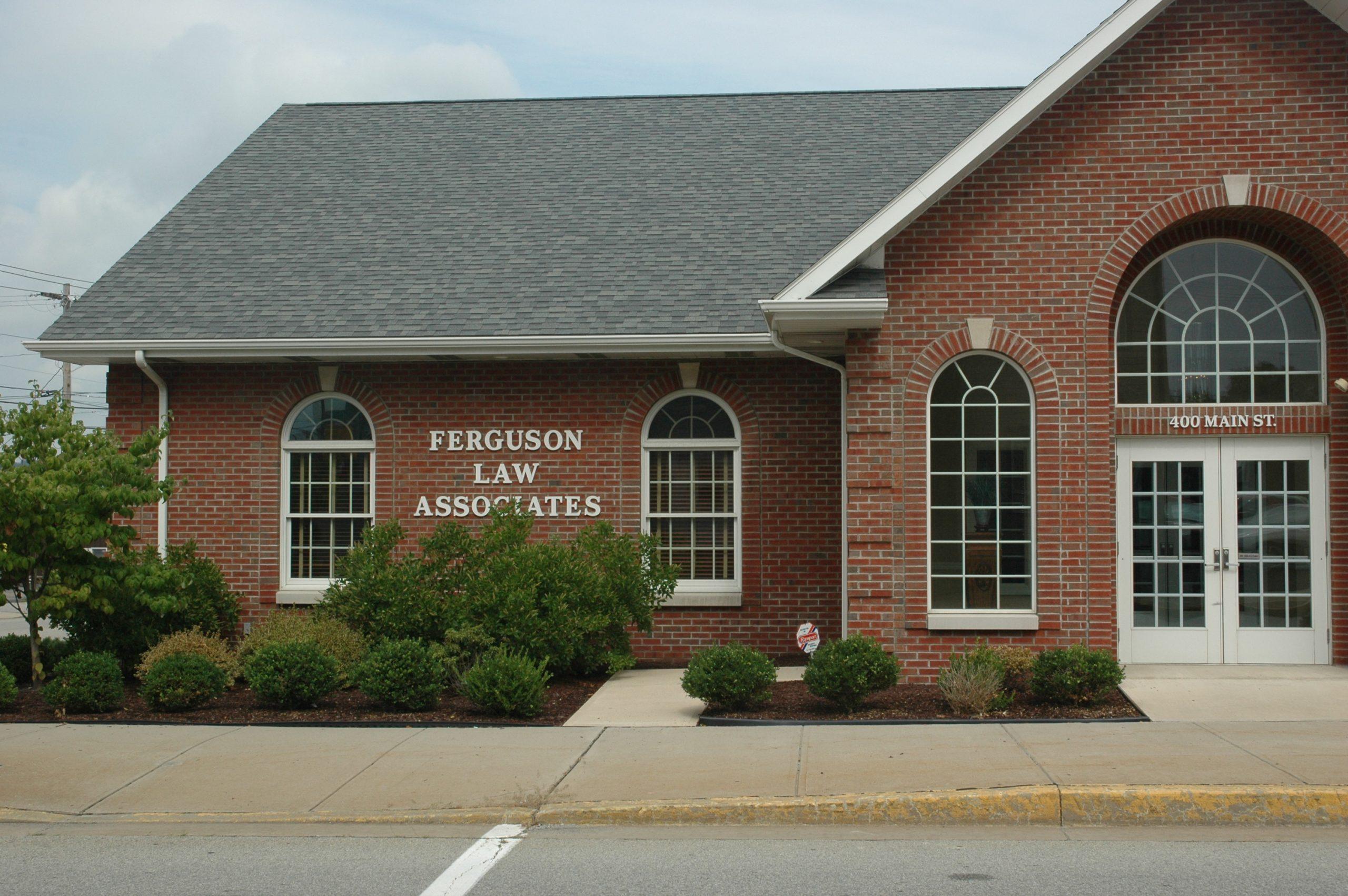 About Ferguson Law